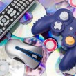 Modern Media Controllers - Stock Photo