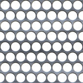 Metal Grille — Stock Photo