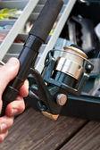 Fishing Gear — Stock Photo