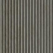 рифленые алюминиевого материала — Стоковое фото