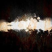 Grungy Splatter Template — Stock Photo