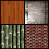 Texture Variety Pack — Stock Photo