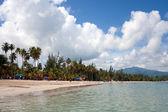 Luquillo Beach Puerto Rico — Stock Photo