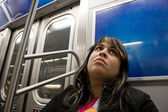 On the Subway — Photo