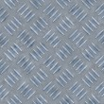 Blue Diamond Plate — Stock Photo #8709287