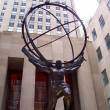 Atlas Statue — Stock Photo #8709838