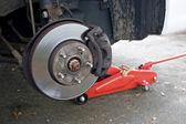 Brake Rotor — Stock Photo