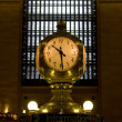 Stock Photo: Grand Central Clock