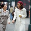 City Business Women — Stock Photo