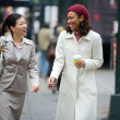 City Business Women — Stock Photo #8780401