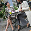 Business Meeting in the City - Stock Photo
