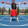 Basketball Player — Stock Photo #8785338