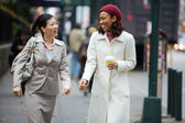 City Business Women — Stockfoto