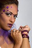Glamorous Woman — Stockfoto