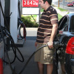 High Gas Prices — Stock Photo #8790187