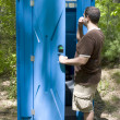 Porta potty — Photo