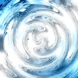 Stock Photo: Abstract Underwater Light Twirl