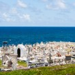 Old San Juan Graveyard - Stock Photo