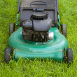 Push Style Lawn Mower — Stockfoto