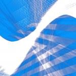 Blue Binary — Stock Photo #8804573