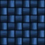 Blue Carbon Fiber — Stock Photo #8804648
