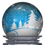 Snow Globe — Stock Photo #8804706