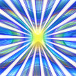 Colorful Abstract Vortex — Stock Photo #8804913