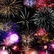 Fireworks Grand Finale — Stock Photo #8804967