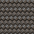Metallic Weave — Stock Photo