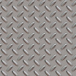 Grey diamond plate — Stock Photo #8805397