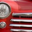 Vintage Car Detail — Stock Photo #8805644