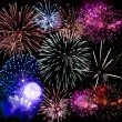 Fireworks Grand Finale — Stock Photo #8805875