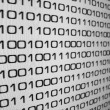 Binary code — Stockfoto