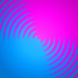 Twirling Colors Background — Stock Photo