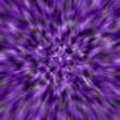 Purple zoom blur — Stock Photo #8806114