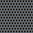 Metal Mesh Pattern — Stock Photo