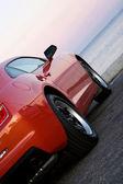 Modern Sports Car — Stock Photo