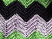 Afghan Pattern — Stock Photo