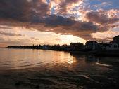 коннектикут береговой линии — Стоковое фото