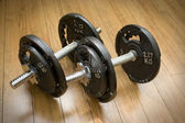 Dumbells — Stock Photo