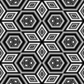 Motif géométrique sans soudure — Photo