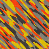 Colorful Camo Texture — Stock Photo