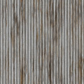 Corrugated Metal Pattern — Stock Photo