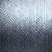 Worn Diamond Plate — Stock Photo