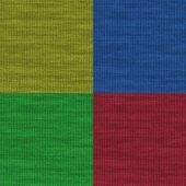 Seamless Yarn Knit Patterns — Stock Photo