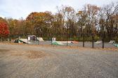 Outdoor Skate Park — Stock Photo