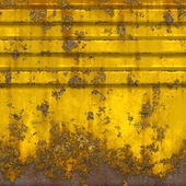 Rusty Seamless Panel — Stock Photo