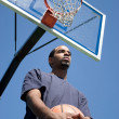 Basketball Player — Stock Photo #8944210