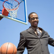 Basketball Professional — Stock Photo #8944220