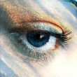 Foto Stock: Eye Atmosphere